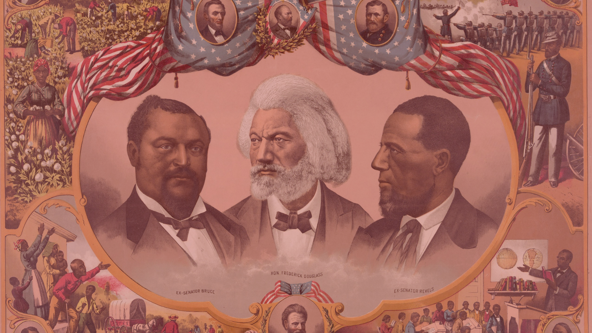 Reflecting on 400 Years of American and African History