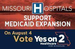Missouri Hospitals Support Medicaid Expansion