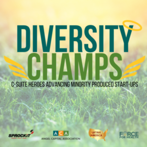 Group logo of Diversity CHAMPS